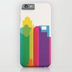 Shapes of Houston. Accurate to scale Slim Case iPhone 6s