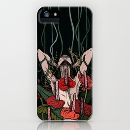 Captive of the Jungle iPhone Case