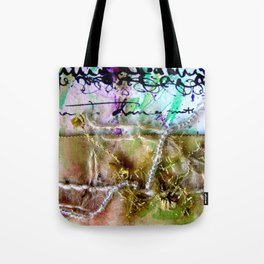 Dancing With You Tote Bag