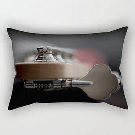 Low................. ploink, ploink... Rectangular Pillow