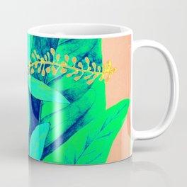 Cannas Sprouting Coffee Mug
