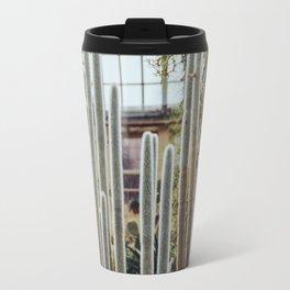 Behold, A Mess of Cacti Travel Mug