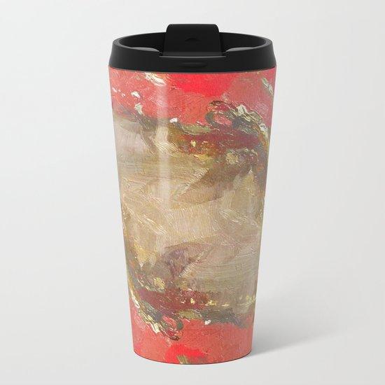 Sense Metal Travel Mug