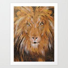 Got Courage? Art Print