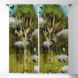 """""""The Bosch Spring"""" Blackout Curtain"""