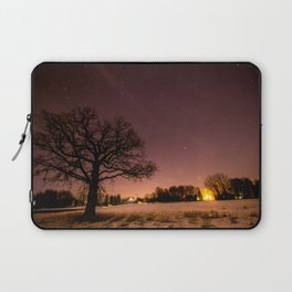 Oak in Field Laptop Sleeve
