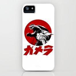 Legendary monster iPhone Case
