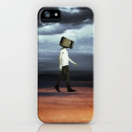 Self Determination iPhone Case