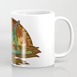 The Needo for Speedo Coffee Mug