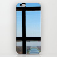 clear iPhone & iPod Skins featuring Clear by the insight city