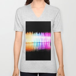 Fountain of the Youth Unisex V-Neck