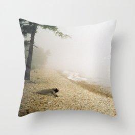 Baikal Throw Pillow