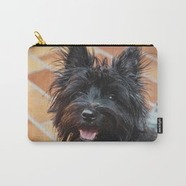Dog by Jp Valery Carry-All Pouch