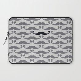 Mustaches Laptop Sleeve