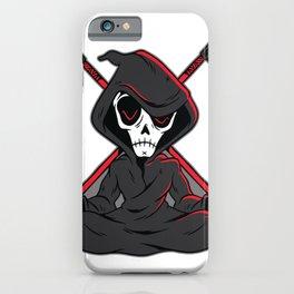 Der Tod iPhone Case