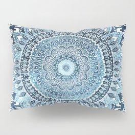 MANDALIKA INDIGO Pillow Sham
