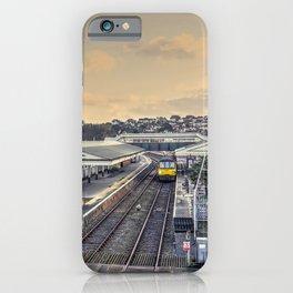 Paignton Station iPhone Case