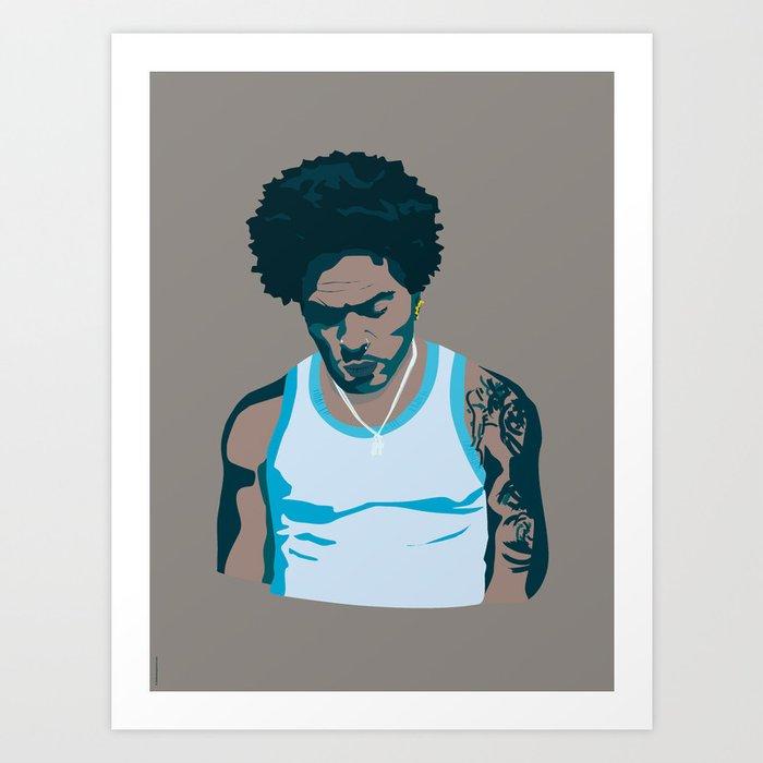Lenny Kravitz - Portrait III