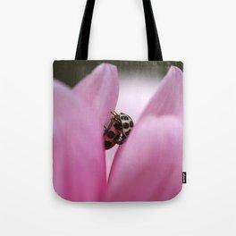 Pink Petal Love Tote Bag
