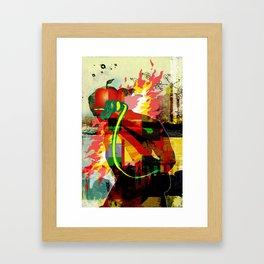 Cognition Framed Art Print