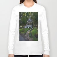 american Long Sleeve T-shirts featuring American by Dymond Speers