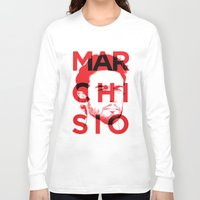 juventus Long Sleeve T-shirts featuring MARCHI by Vectdo