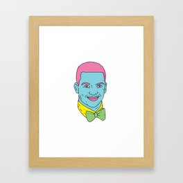 Carlton Banks Framed Art Print