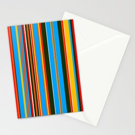 Stripes-014 Stationery Cards