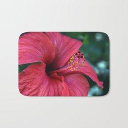 Hibiscus Bath Mat