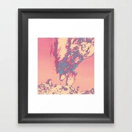 HIGHPLACES Framed Art Print