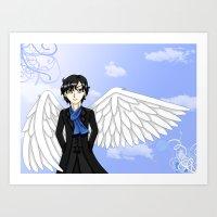 Sherlock - Fly Art Print