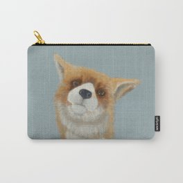 Mister Fox Drawing Carry-All Pouch