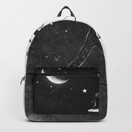 The rope of your fantasy. Backpack