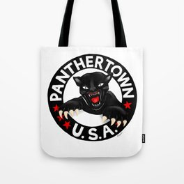 WGH Panthers - Warren Ohio 100 Tote Bag