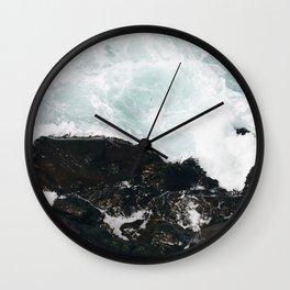 The Ocean Calls (Spring) Wall Clock