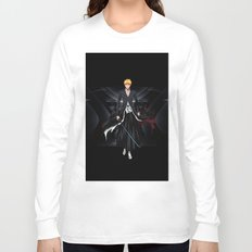ichigo kurosaki Long Sleeve T-shirt