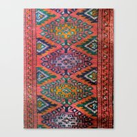 kilim Canvas Prints featuring Kilim by Selen Atac