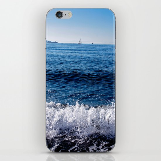 High Tide iPhone & iPod Skin