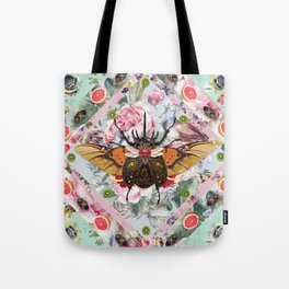 King of Insects - Serie 3 Tote Bag