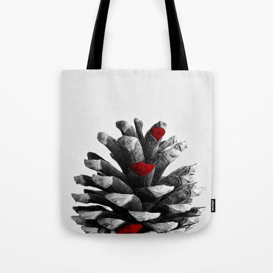 pinecone nature plants Tote Bag