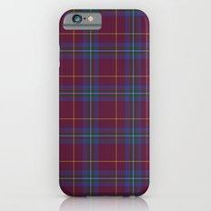 Da Vinci Rosslyn Rose Tartan Slim Case iPhone 6s