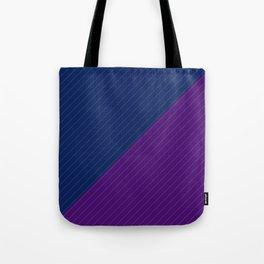 Raillure fond bleu violet Tote Bag