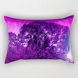 Crazy, Listen Rectangular Pillow