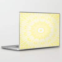 lemon Laptop & iPad Skins featuring Lemon by SimplyChic