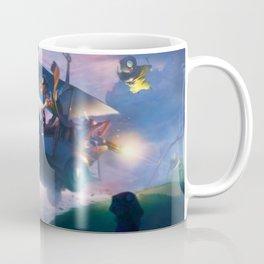 No Mercy Coffee Mug
