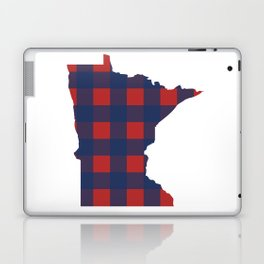 Minnesotans Love Baseball Laptop & iPad Skin