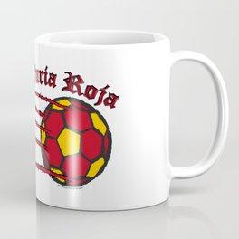 Spain La Furia Roja (The Red Fury) ~Group B~ Coffee Mug