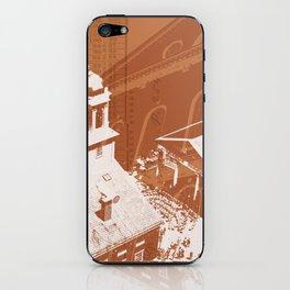 Quincy Market iPhone Skin