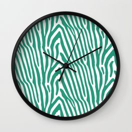 Incredible leaf Wall Clock