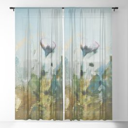 Blast Sheer Curtain